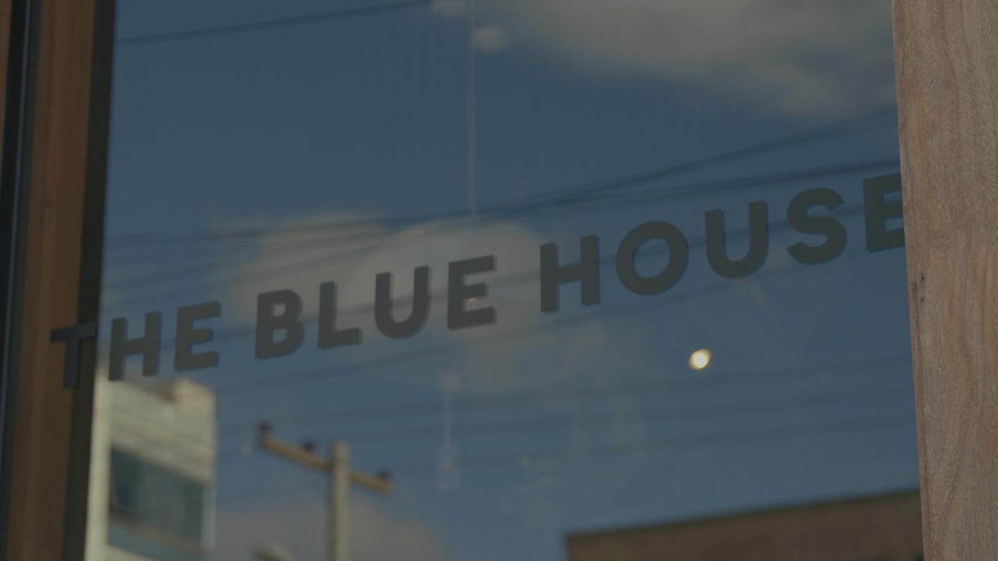 THE BLUE HOUSE | TBH